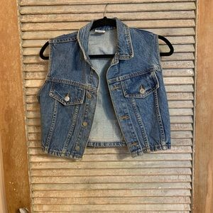 Bongo Jean sleeveless